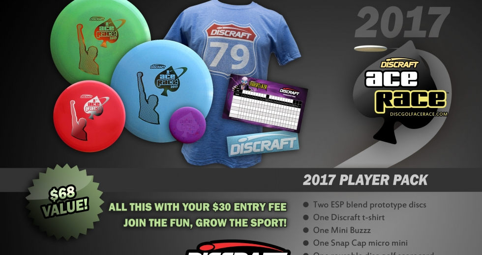 Discraft Ace Race Package